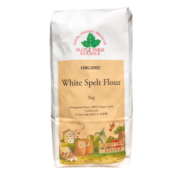 click to find out more about and buy white spelt flour