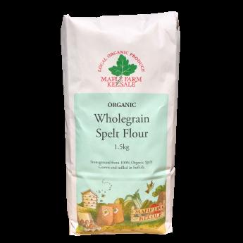 click to buy wholegrain spelt flour