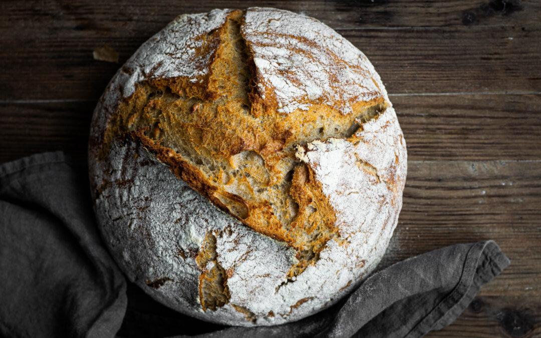 Polly's Special Spelt Bread